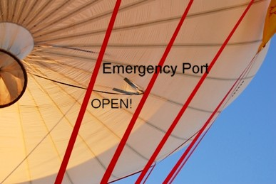 Emergency Port Open!