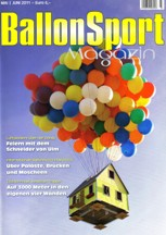 Ballon Sport - May/June 2011 - Germany