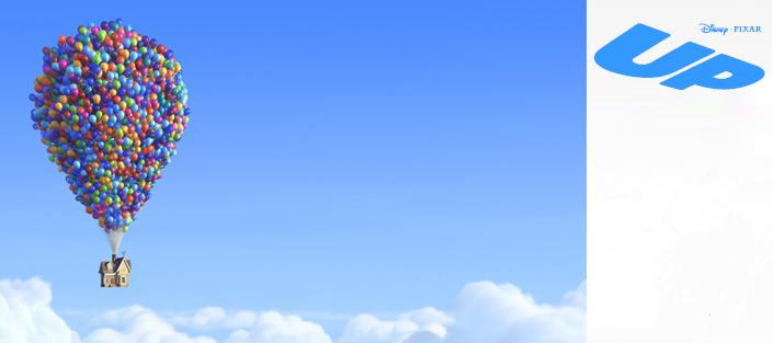 Carl Fredricksen S Flying Armchair